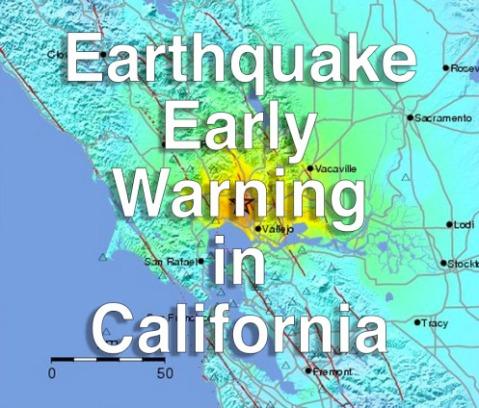 EEW in CA